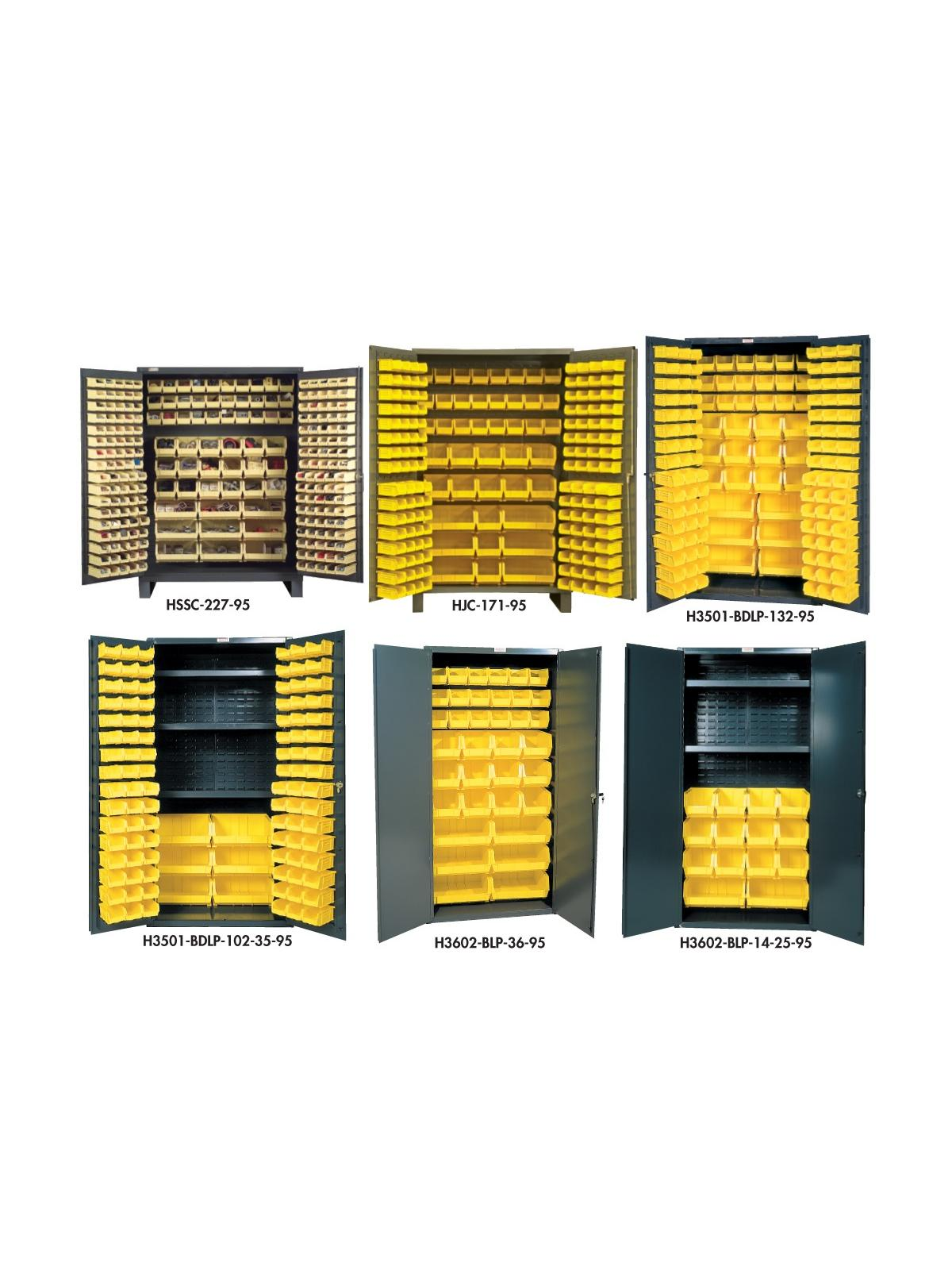 Heavy Duty Storage Cabinets Heavy Duty All Welded Bin Shelf 14 Ga Steel Storage Cabinets