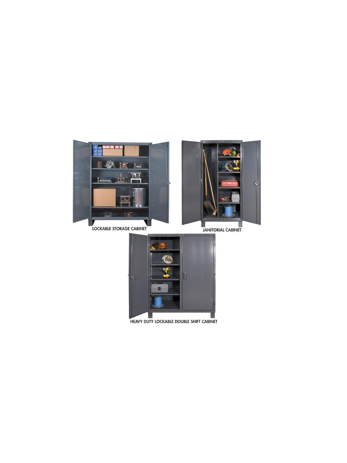 series medium cabinet duty janitorial